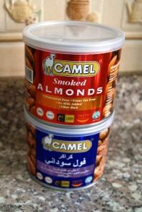 Camel nuts!