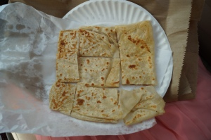 Sweet chapati at its finest!
