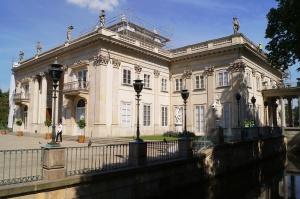 Łazienki Palace on the Water (Pałac Łazienkowski)