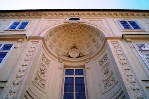 Pałac Myślewicki entrance
