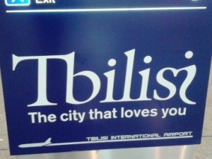 The feeling is mutual, Tbilisi!